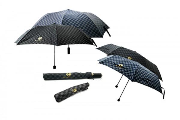 M나염 고급손잡이 2단 3단 우산세트